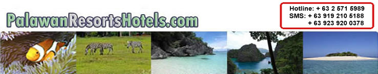 Palawan Resorts - Coron Resorts Palawan Accommodations