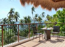 Canopy Villa - Pangulasian Island Resort