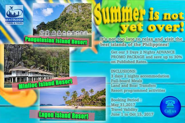 Seacologia Summer Promo